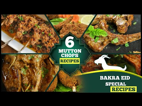 6 Mutton Chops