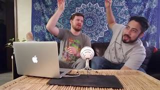 Chiche Podcast ep 1 Movies, Childhood, Moviepass, and Creationism,
