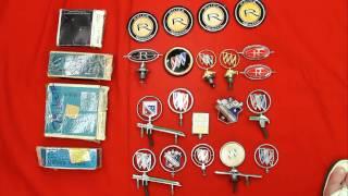 Buick NOS Hood Ornaments Emblems Billions and Trillions