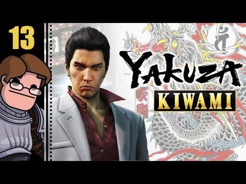 Let's Play Yakuza Kiwami Part 13 - Crisis on the Crapper