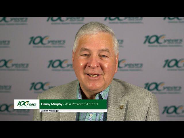 President Profiles Danny Murphy