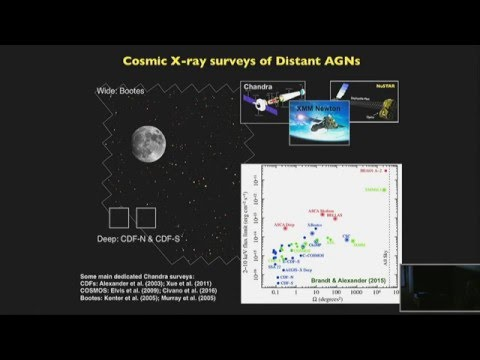 Stephen Murray Distinguished Lecture: Dave Alexander (04/13/2016)