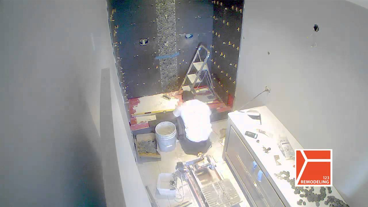Lincoln Park Condo Master Bathroom Renovation - YouTube