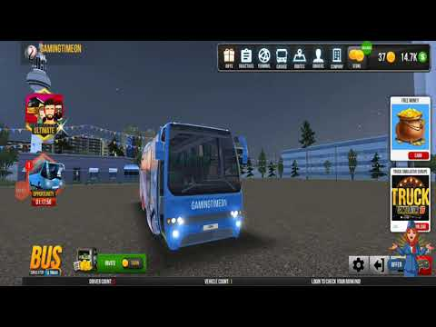 Bus Simulator Ultimate All Settings - Earn Money, Driver Hand, Steering, Color Change, New Bus Buy |