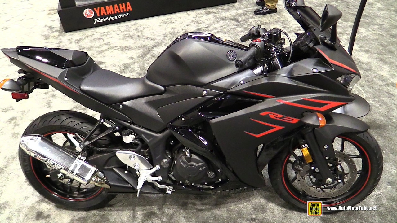 2017 Yamaha Yzf R3 Accessorized Walkaround 2016 Aimexpo Orlando You