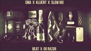 SMA & Klijent - Slow Mo (Beat OgRazor) (Official Audio)