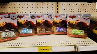 Disney Cars Diecast Search Episode #5 | NEW Fireball Beach Racers Found at Target!!!!