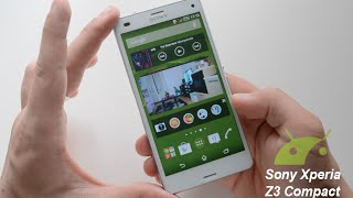 Sony Xperia Z3 Compact unboxing da TuttoAndroid.net