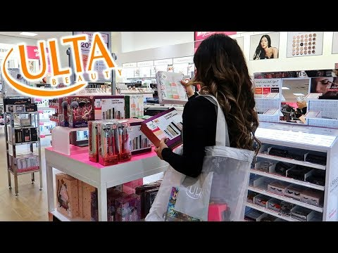 Come Shopping With Me To ULTA BEAUTY For MAKEUP HOLIDAY GIFT SETS!