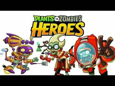 PVZ Heroes Music: Technology Theme