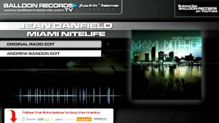 Jean Danfield - Miami Nitelife (Original Radio Edit)