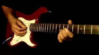 "Aa Bhi Ja.""Lucky Ali"" Guitar Instrumental.Dedicating to Ajay Vijh (Super Harmonica Player)"