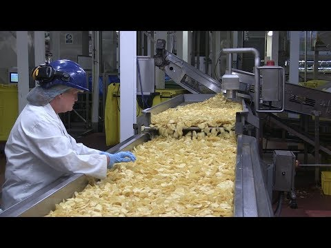 A behind the scenes look at how Kettle Chips are made