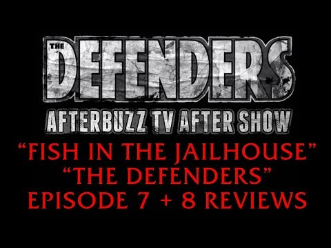 The Defenders Season 1 Episodes 7 & 8 Review & AfterShow | AfterBuzz TV