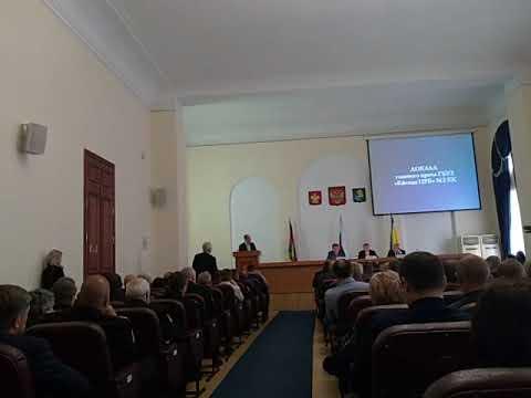 ИО главы МО Ейский район Виктор Ляхов