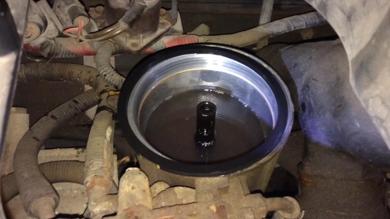 fuel filter 1994 ford f 350 7 3 powerstroke diesel 11 1 2016 [ 1280 x 720 Pixel ]