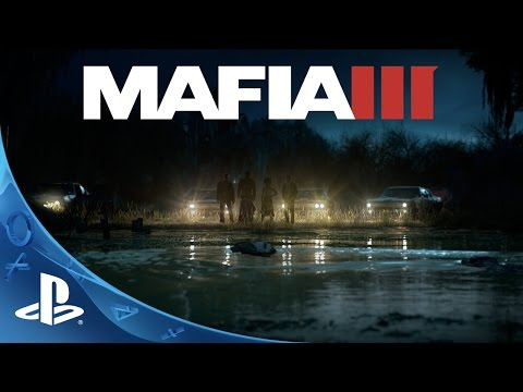 Mafia III - Worldwide Reveal Trailer | PS4