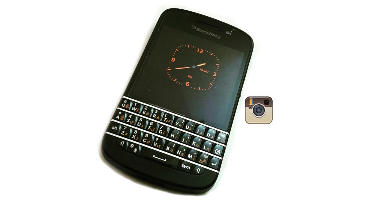 How To Install Instagram On Blackberry Q10 2016 �♥ Thekomalsoni ™�❤