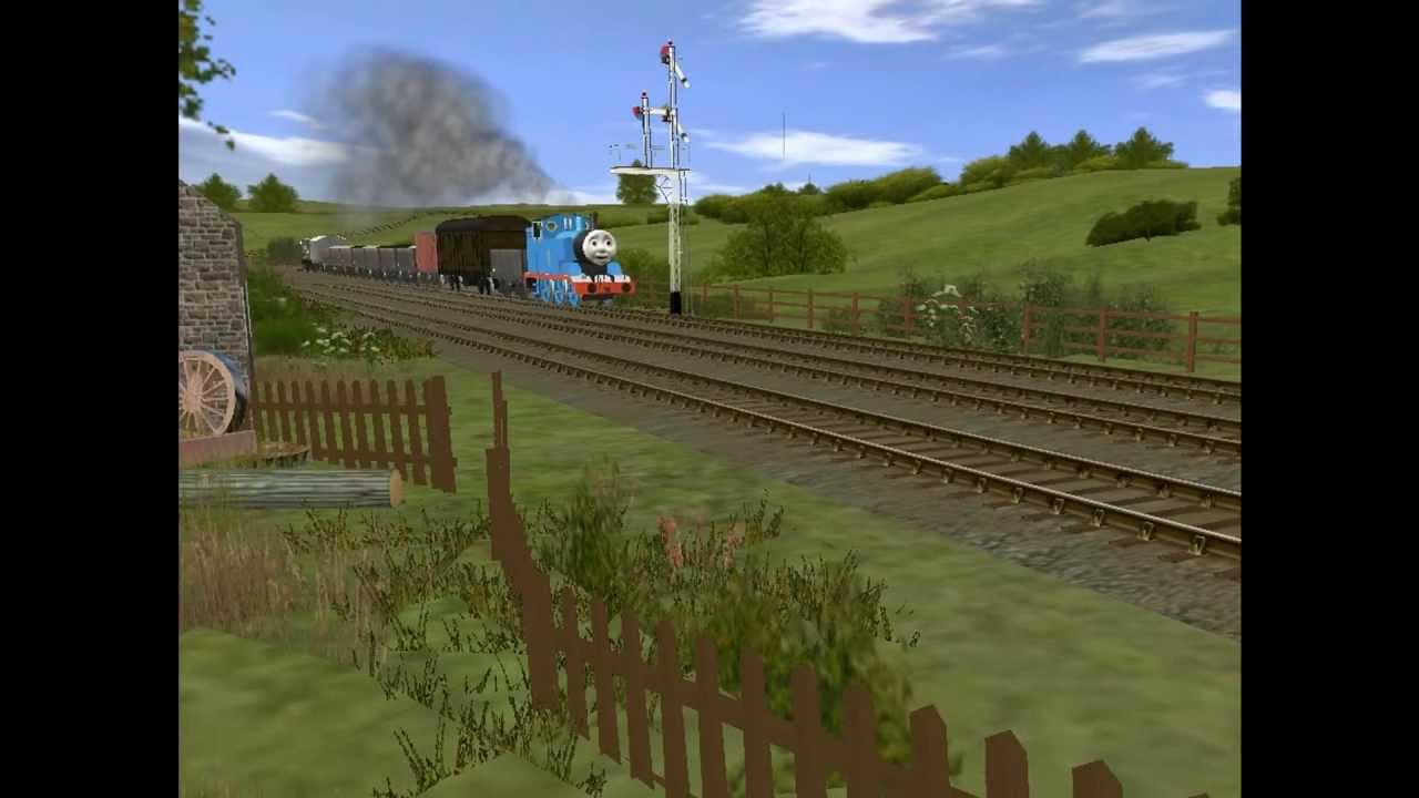 Trainz: Trouble for Thomas - GC - The Most Popular High Quality