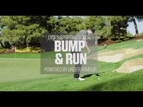 Made to Score with Jordan Spieth: How to Hit a Bump-and-Run Shot