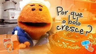 POR QUE O BOLO CRESCE? #Ticolicos|EP07