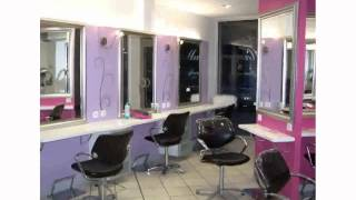 Decoration Salon De Coiffure