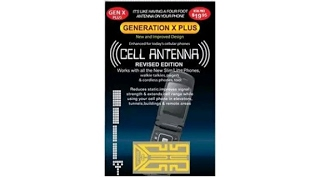 Gen x cell phone signal booster review