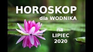 Horoskop dla Wodnika na lipiec 2020 - Świat wychodzi Ci naprzeciw...