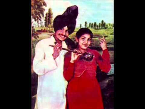 Tera Yaar Boliyan - Mohammed Sadiq and Ranjit Kaur