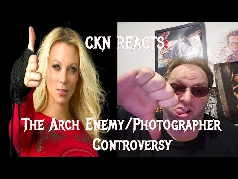 CKN Reacts to ARCH ENEMY Banning a Photographer & The Work For Exposure Argument Returns Mp3