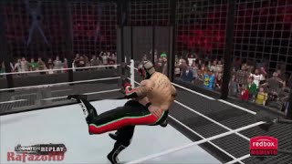WWE 2K15 [SIMULATION] - SmackDown Elimination Chamber 2011 Highlights [HD] (2.000 SUBS SPECIAL)