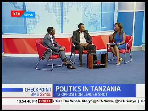 Download Politics in Tanzania : Tundu Lissu was shot