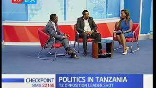 Politics in Tanzania : Tundu Lissu was shot