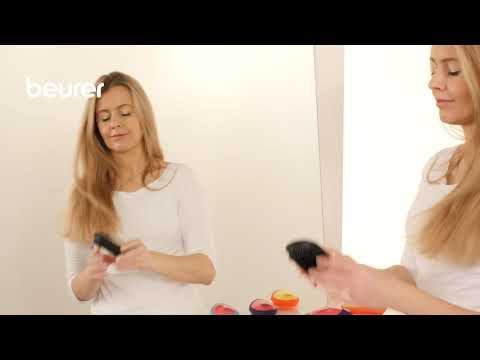 Quick Start Video for the HT 10 ion detangling brush from Beurer