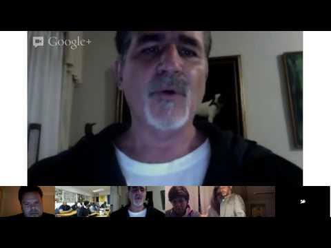 GeniusCorps Geeks Gone Global Africa and Living Bridges Hangout 2 - Johannesburg
