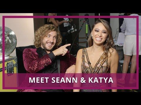 Strictly 2018 | Seann Walsh & Katya Jones Interview