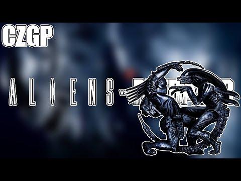 Český GamePlay | Aliens vs Predator | Vetřelec -  Krmení | 1080p
