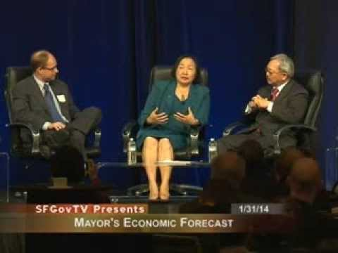 San Francisco Business Times Mayors' Economic Forecast Breakfast
