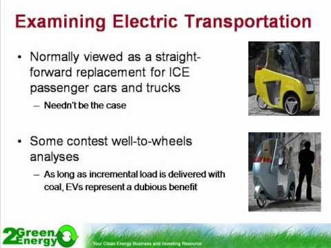 Webinar: The Future of Transportation