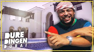 QUCEE checkt VILLA van €22 MILJOEN: DURE DINGEN DUBAI | FIRST