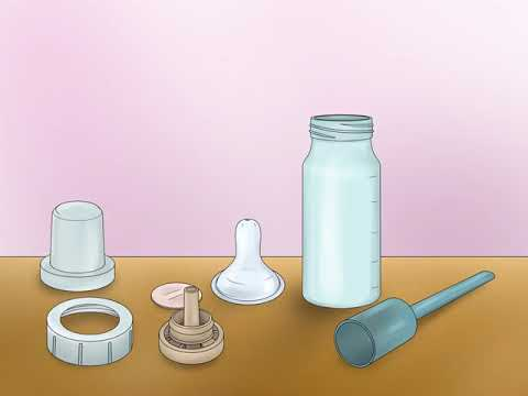 How to Clean Dr Brown Bottles