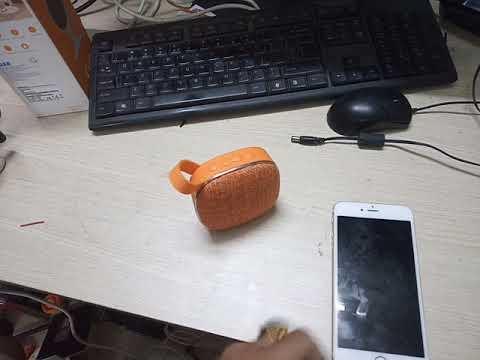 Hướng dẫn kết nối điện thoại với loa Bluetooth