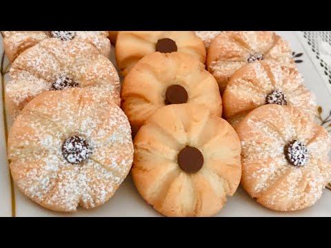 recette-facile!-biscuit-sablé-au-beurre-sans-emporte-pièce-😉-/-butter-cookie-easy-recipe