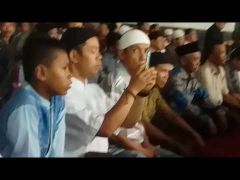 Agus Yudhoyono Sambutan Masjid Jami' An-Nur Petamburan