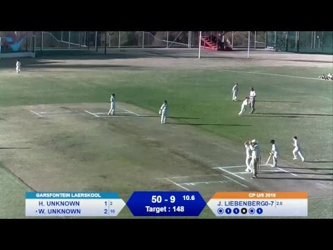 CP U/8 vs Garsfontein