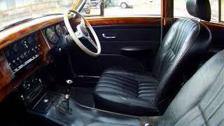 jaguar MKII 2 4 manOD for sale walkaround