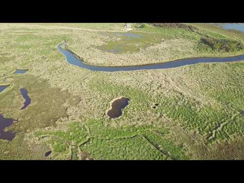 Skegness - Gibraltar Point DJI Mavic 4K