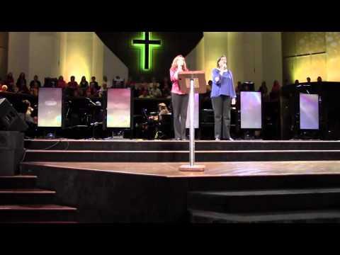 Mobberly Baptist Church - Holy Spirit Living Breath of God