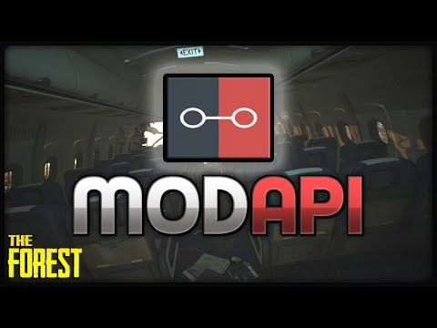 The Forest  | Instalación De Mod Api | Mods #1
