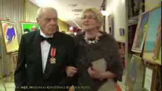 Bernard Ładysz koncert VIII Forum Humanum Mazurkas- Impresja po Benefisie